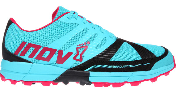 inov-8 W's Terraclaw 250 Shoes Blue/Berry/Black